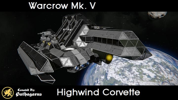 warcrow mk  v