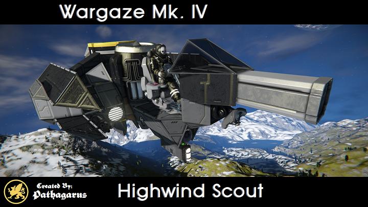 wargaze mk  iv highwind scout