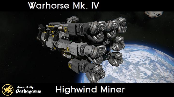 warhorse mk  iv