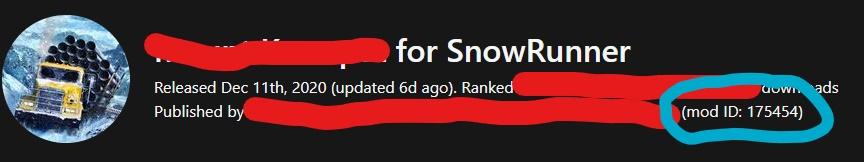 mount krumpet mod for snowrunner 1