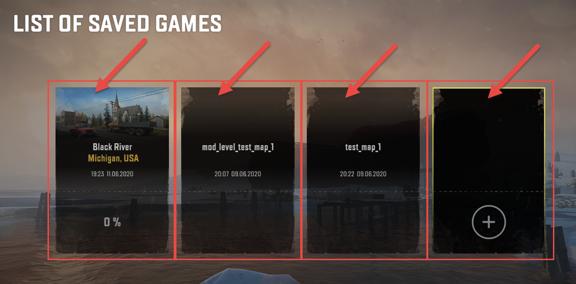 9105 saved games