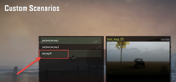 9108 map in custom scenarios