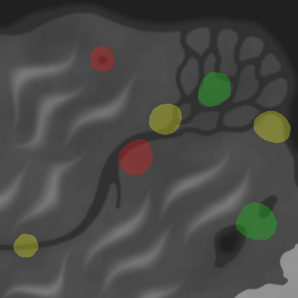 difficultymap desertheaven