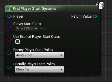 finddynamicplayerstart