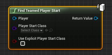 findteamedplayerstart