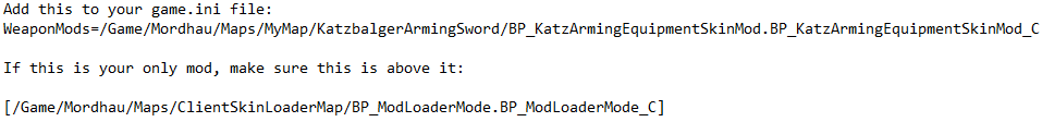 where to install katzarming