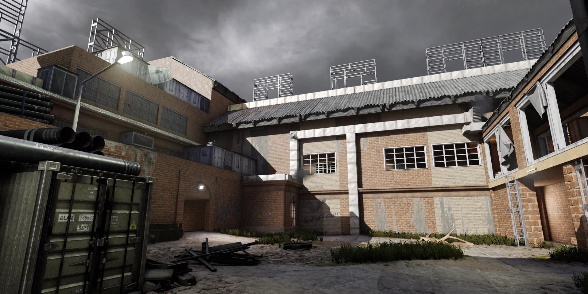 courtyard map 2