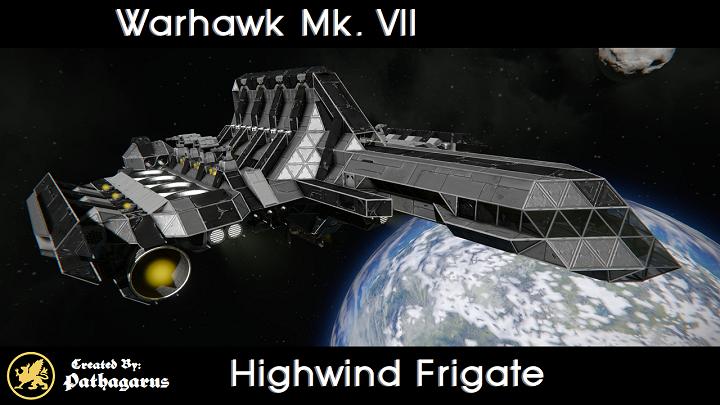 warhawk mk  vii