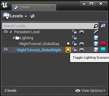 6 levelpanelnight