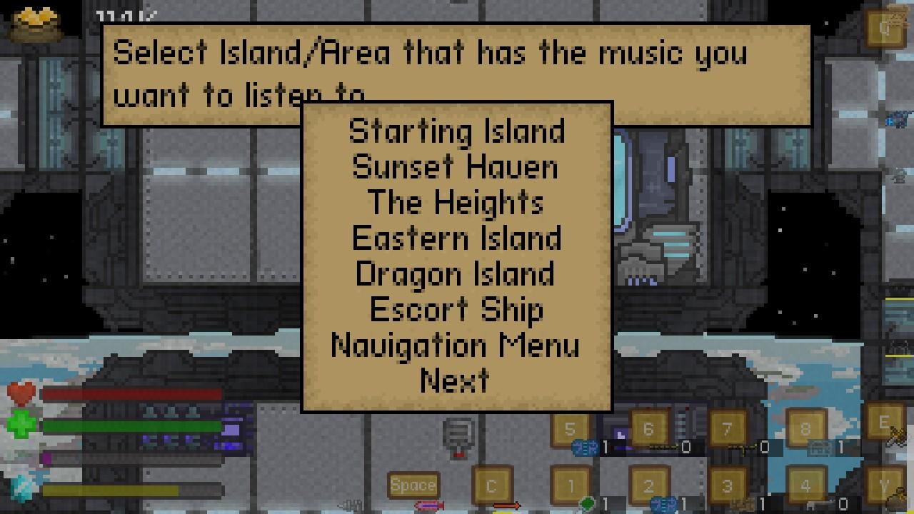 Music Player mod for Aground - mod io
